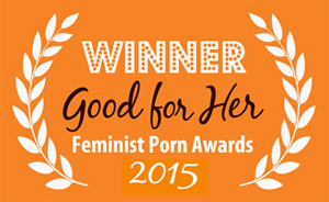 Winner, Best Website, Feminist Porn Awards 2015